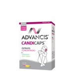 Advancis Candicap Caps X 40